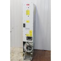 ABB ACS800-104-0400-7+E205+V991 Line Converter 250A 525-690 Volts