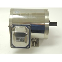New WEG Shark Motor 1/2 HP  .5036EP3ESS56C