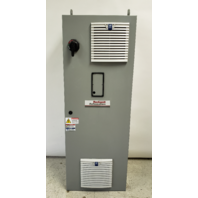 New Schaefer Type 12 Enclosure With Rittal Fan And A/B Disconnect Switch