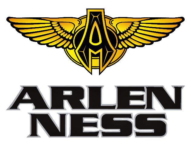 ARLEN NESS 06-087 FAIRING KIT WIDE GLIDE