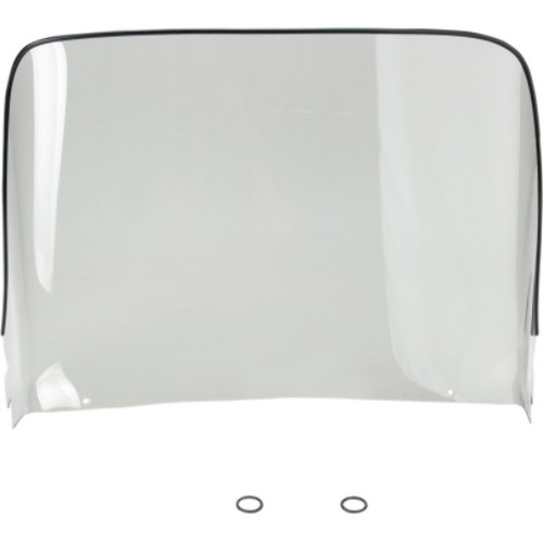 Kimpex 06-657 Polycarbonate Windshield Low Smoke 14.7in