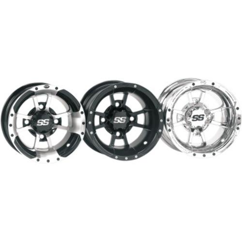 ITP I.T.P. 4//144 1028334404B SS112 Sport Wheel Machined 10x5-3+2 Offset