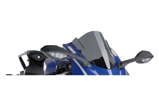 PUIG Racing Windscreen Dark Smoke 1655F