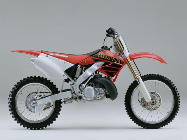Acerbis Replica Plastic Kit Original 2000 for Yamaha YZ250 2000-2001