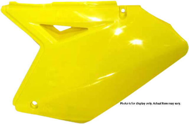 Acerbis Yellow Side Panels Number Plates for Suzuki RMZ 250 07-09 2081930231