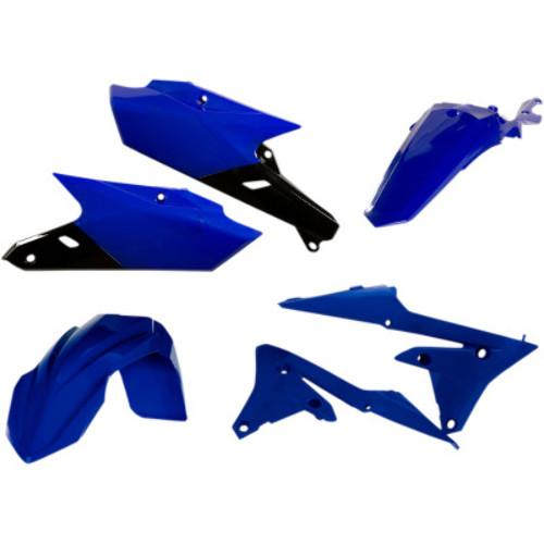 Acerbis Rear Fender YZ Blue for Yamaha WR450F 2016-2018