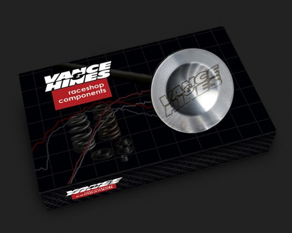 Vance /& Hines Stainless Steel 27.5MM Exhaust Valve Kit Hayabusa 33-4130