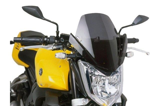 PUIG - 7009W - Naked New Generation Sport Windscreen