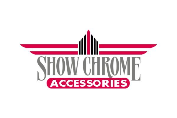 Show Chrome Accessories 71-328 Front Fender Tip Accent
