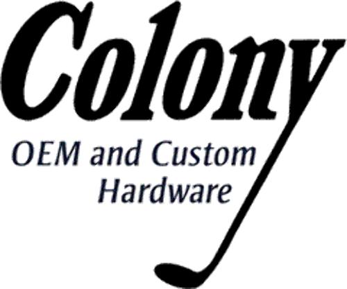 Rear Crash Bar Mounting Kit Colony Cadmium 9531-13