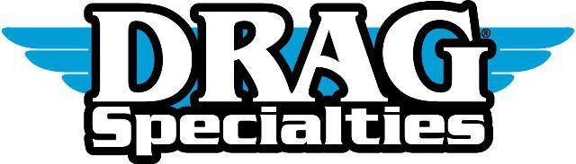 Handlebar Wiring Clips 4pk 1//2in ID Drag Specialties 31-0002-4-HC3