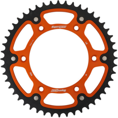 Pro X Aluminum Rear Sprocket 48 Tooth for KTM 250 XCF-W 2007-2016