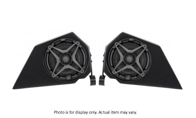 "SSV Works Front Speaker Pods w// 6.5/"" Speakers Pair for 2016-2019 Yamaha YXZ1000R"