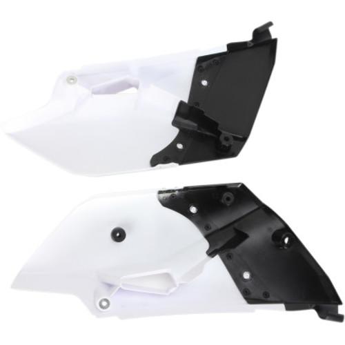 YA02876-046 UFO Plastics White~ Side Panels