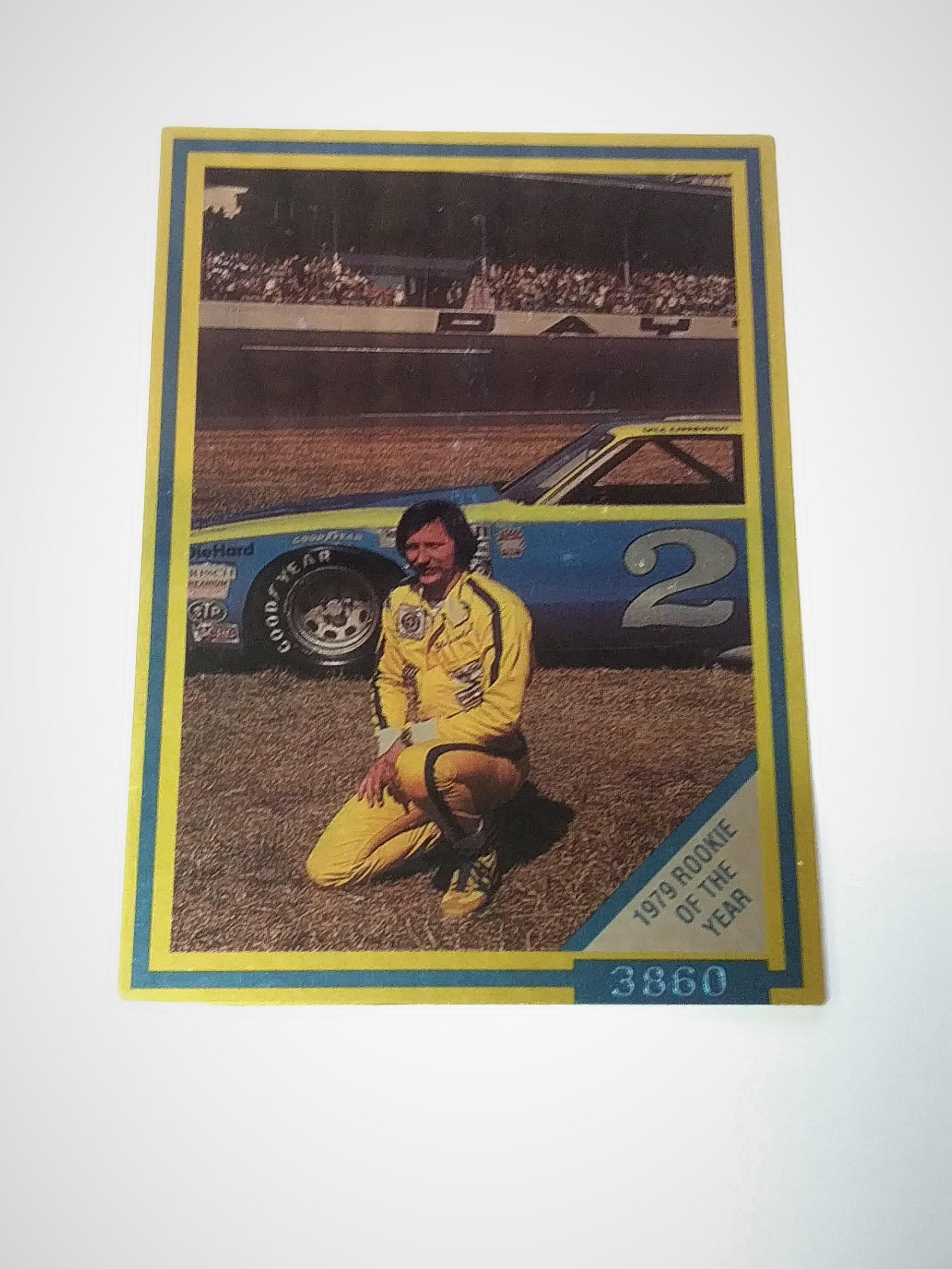 1994 Card Dynamics Double Eagle Dale Earnhardt 6 Metal Card Set NASCAR Racing