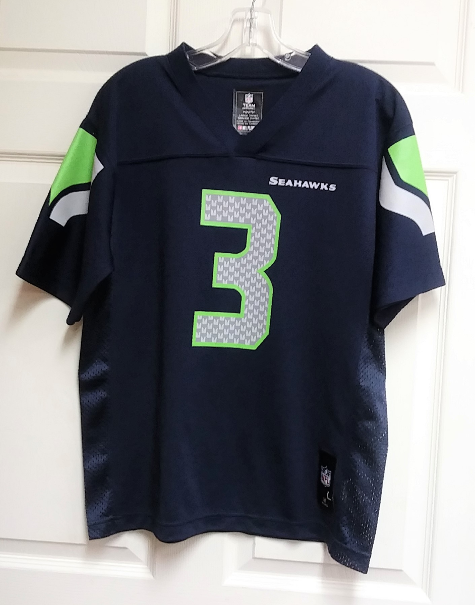 russell wilson youth jersey