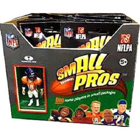 McFarlane Toys NFL Small Pros Series 1 Mystery Mini Figures Box Sealed