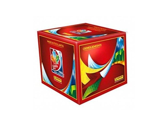 2015 Panini FIFA Woman's World Cup Soccer Stickers Box (Futbal)(Sealed) Canada