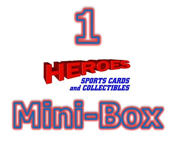 2018 Topps Star Wars Finest Hobby Mini Box (Sealed)(Random)