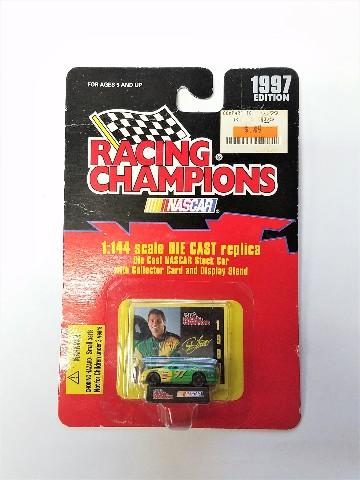 1997 Racing Champions 1:144 #97 Chad Little/John Deere Diecast Car NOC