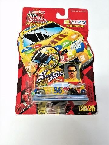 1999 Racing Champions 1:64 #36 Ernie Irvan/M&M's NASCAR Issue #20