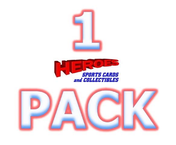One(1) 2019 Panini Donruss Diamond Kings Baseball Hobby 8 Card PACK (Sealed)