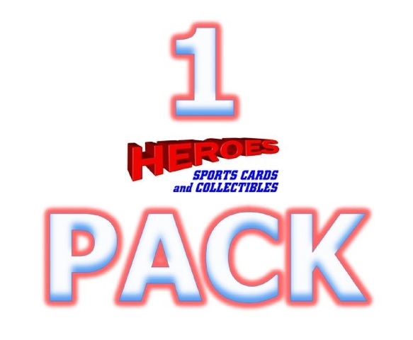2019 Topps Chrome Baseball HTA Jumbo Hobby 13 Card PACK (Factory Sealed)