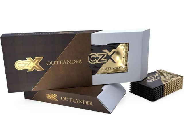 2019 Cryptozoic CZX Outlander Season 1-4 Premium Trading Card Sealed Hobby BOX