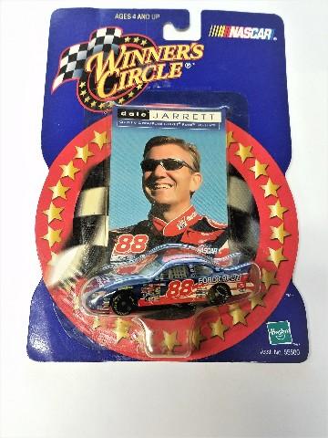2000 Winner's Circle 1:64 #88 Dale Jarrett/Quaity Care Ford Credit Car NASCAR