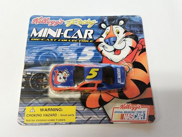 2001 Kellogg's Racing Mini-Car 1:64 Terry Labonte #5 Tony The Tiger NASCAR