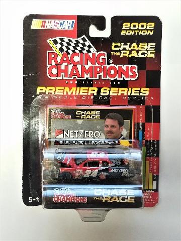 2002 Racing Champions 1:64 #24 Jack Sprague/NETZERO Chase The Race NASCAR