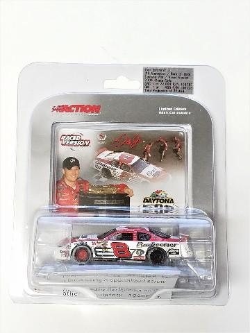 2004 Action Racing 1:64 #8 Dale Earnhardt Jr Bud/Born On Feb 15/Raced /22004
