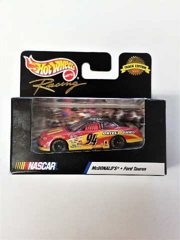 1999 Hot Wheels Racing Track Edition 1:64 #94 Bill Elliott/Drive Thru McDonald's