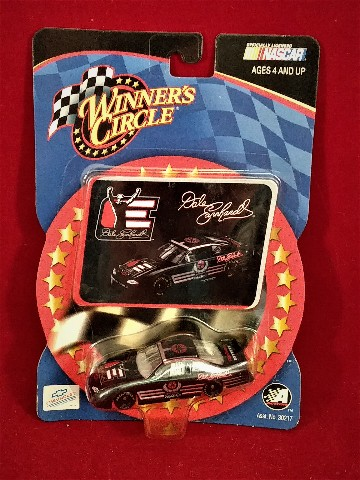 2002 Winner's Circle Dale Earnhardt Sr #3 1:64 Diecast Car DEI Foundation NOC