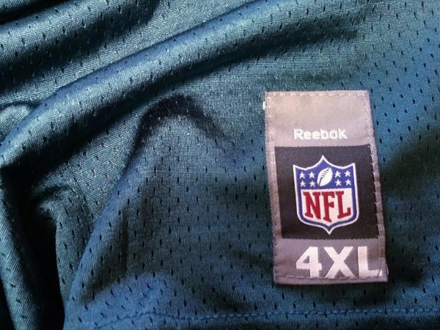 Reebok Philadelphia Eagles Mesh Jersey Shirt Youth Size 4XL Football ... 9c142ac81
