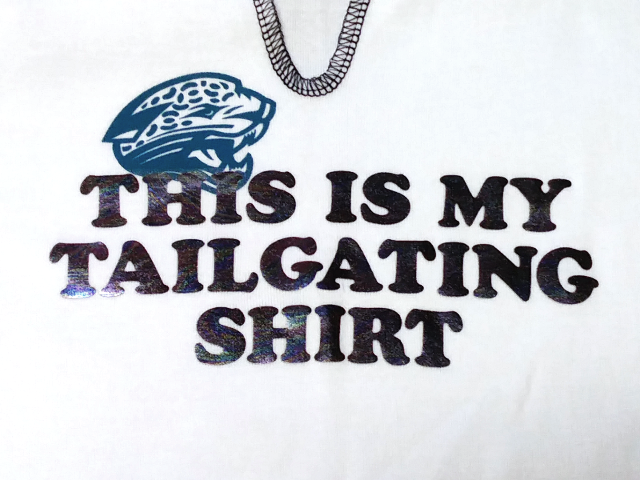 Reebok NFL Jacksonville Jaguars This Is My Tailgating Shirt Tank Top Size L NWT