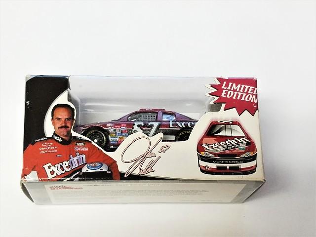 2000 Racing Champions 1:64 #57 Jason Keller/Excedrin Migraine Promo Car In Box
