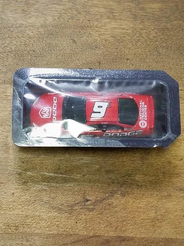 2001 General Mills Cereal Promo #9 Bill Elliott Dodge 1:64 Diecast NASCAR