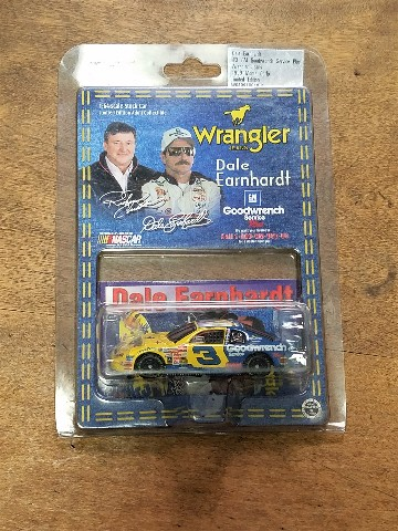 1999 Action Racing Collectables 1:64 #3 Dale Earnhardt/Wrangler