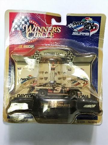 1999 Winner's Circle Victory Lane 1:64 #3 Dale Earnhardt/Daytona Win 2/15/98
