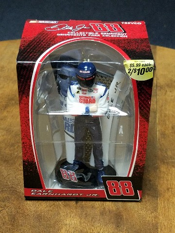 Trevco NASCAR Dale Earnhardt Jr #88 National Guard Christmas Ornament NIP