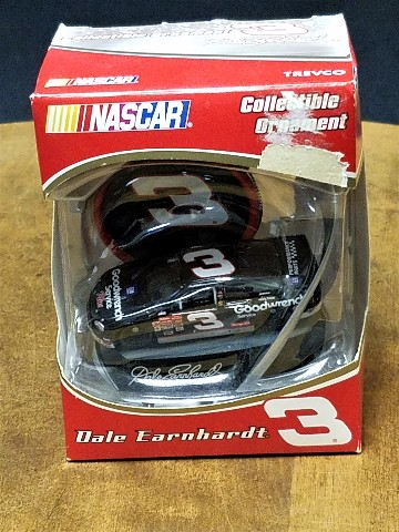 2005 Trevco Dale Earnhardt #3 Goodwrench Car Christmas Ornament NASCAR