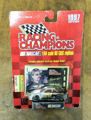 1997 Racing Champions 1:64 #28 Ernie Irvan/Havoline Car NASCAR NOC NOS