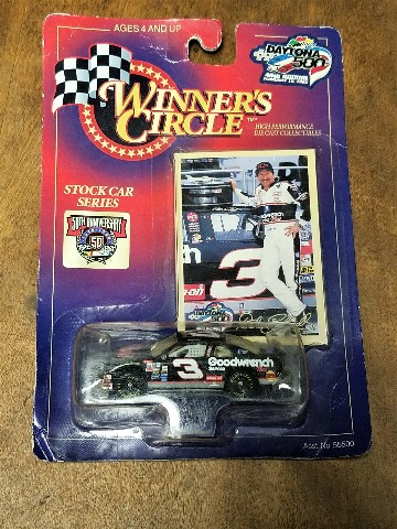 1998 Winner's Circle 1:64 #3 Dale Earnhardt/Goodwrench Plus Daytona 500