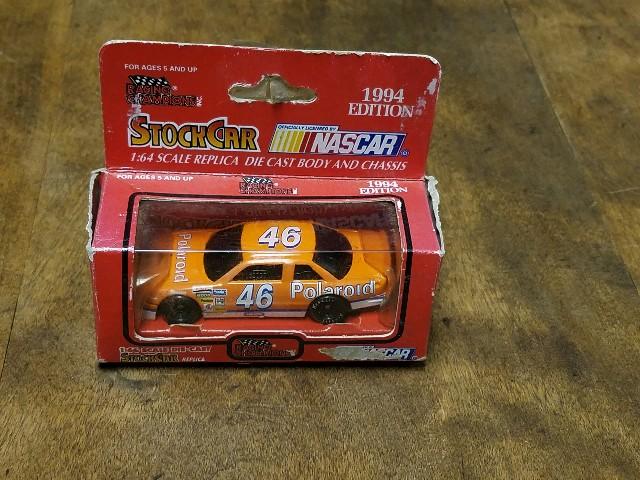 1994 Racing Champions 1:64 #46 Shawna Robinson/Polaroid NASCAR Stock Car