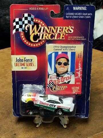 1998 Winner's Circle Lifetime Series 1:64 John Force/Castrol GTX 1994 Champ 5/8