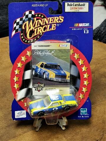 1999 Winner's Circle Lifetime Dale Earnhardt 1:64 #2 1980 Wrangler 7/13 NOC
