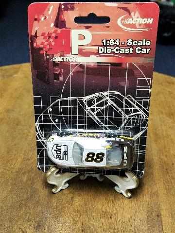 2002 Action Performance 1:64 #88 Dale Jarrett/UPS Diecast Car NASCAR