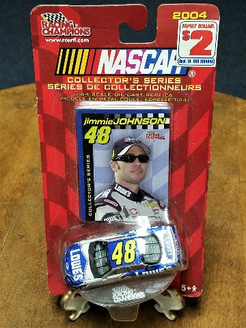 2004 Racing Champions Collector's Series 1:64 #48 Jimmie Johnson/Lowe's