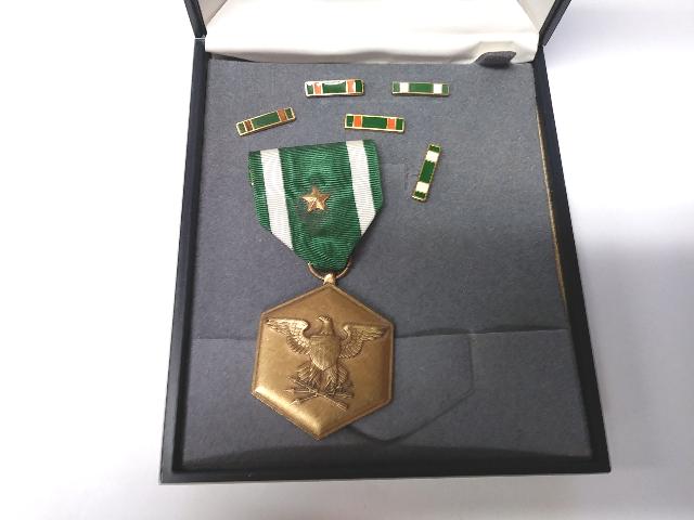 Navy & Marine Corps Commendation Medal & Lapel Pins & Navy Achievement Pins Lot